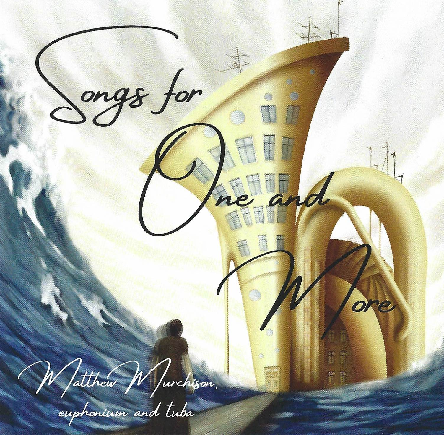 CD - Songs for One and More - Matthew Murchison