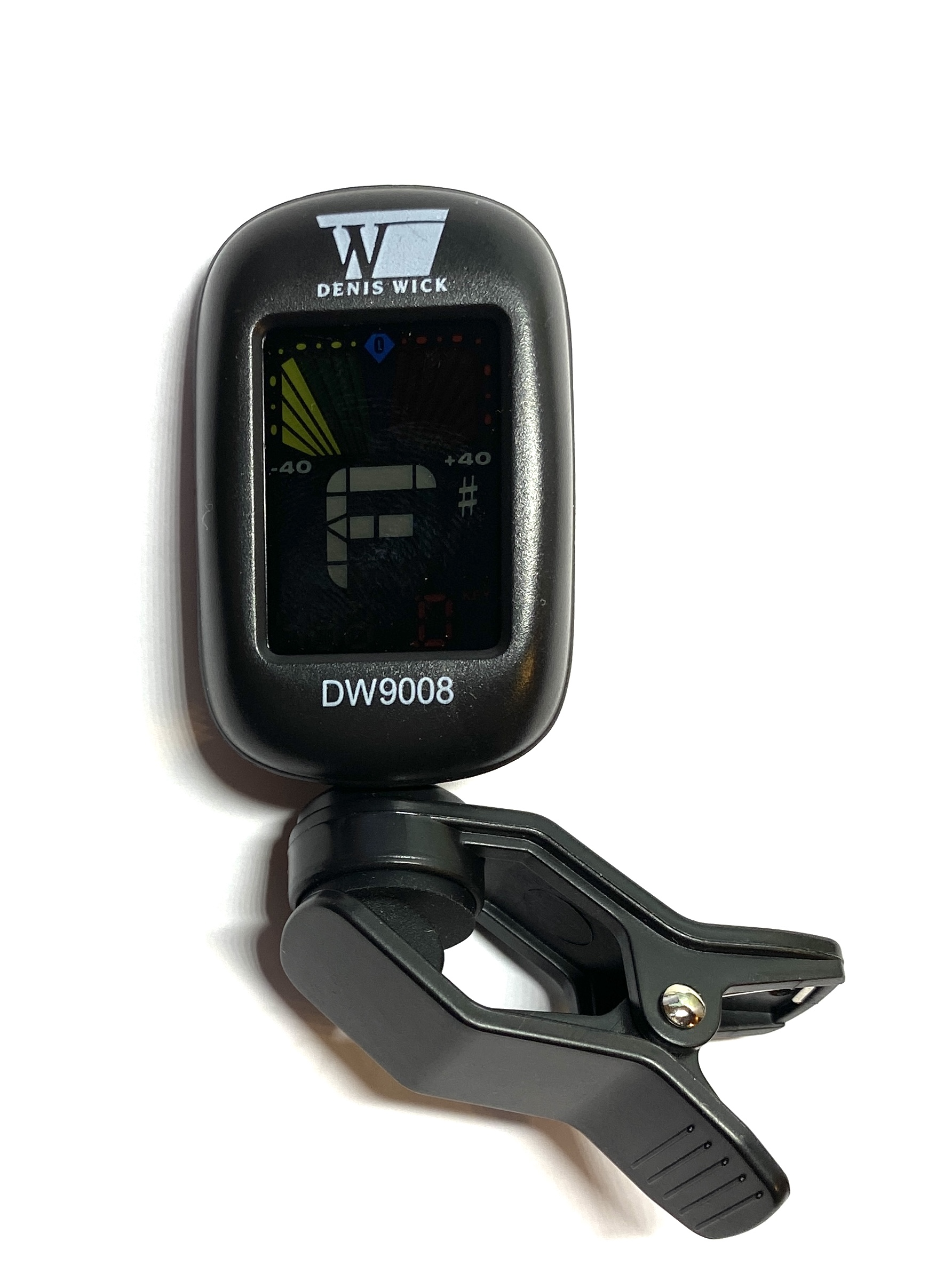 clip on tuner new