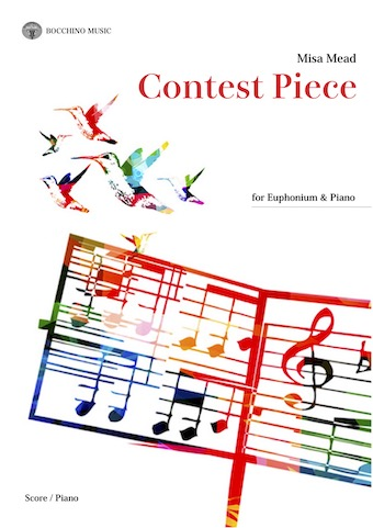 Contest Piece - Misa Mead - Euphonium and Piano