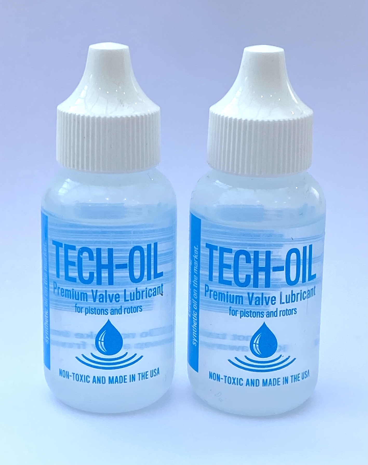 Tech-Oil - Premium Valve Lubricant - 2 bottles -  * now out of stock-estimated supply August 10*